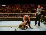 WWE NXT S05 E45 на русском языке от 545TV в HD. комментаторы Олег Манылов и Максим Терещук