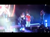 видео с  концерте 15 летия Руки вверх