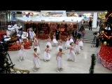 Открытие резиденции Деда Мороза в Серебряном городе (Театр Танца Нон-Стоп)